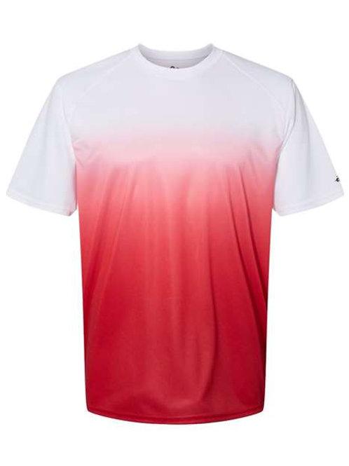 Ombre Short Sleeve Shirt