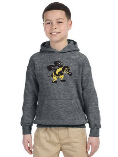 Perrysburg Hooded Sweat Shirt Youth - Buzz