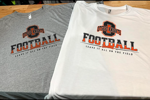 Football Spirit Wear Shirt
