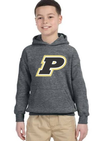 Perrysburg Hooded Sweat Shirt Youth - P