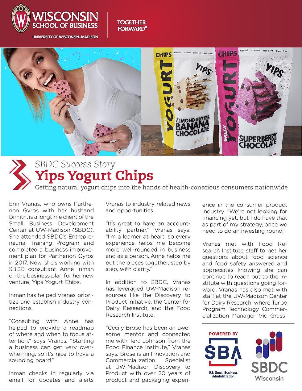 Yips Yogurt Chips Success Story-page-001