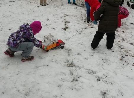 """""""Первый снег"""""""
