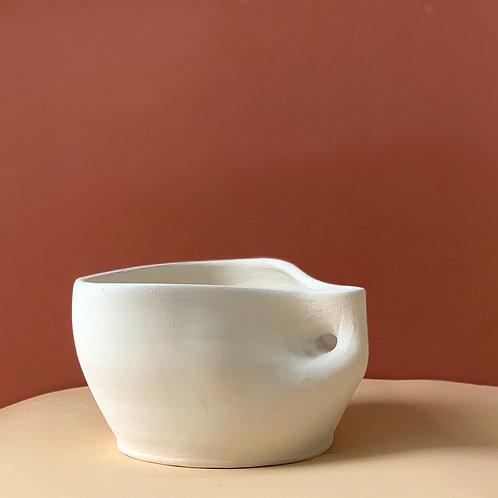 Organic Flower Vase Form