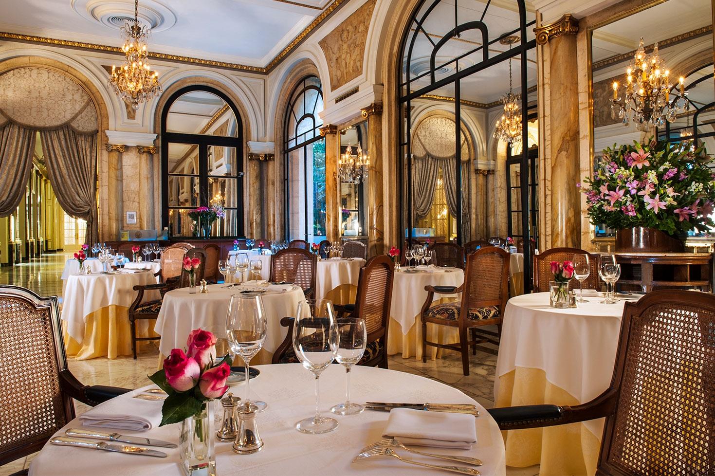 L´Orangerie - Alvear Palace Hotel