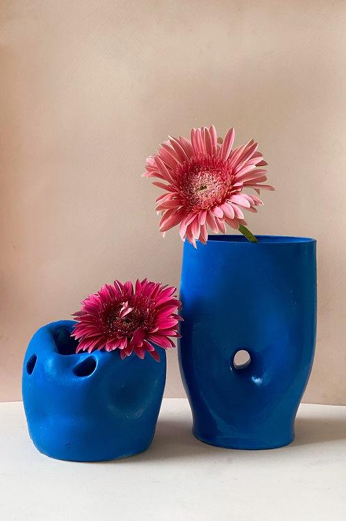Flower Vase form Blue Savanah (bajo)