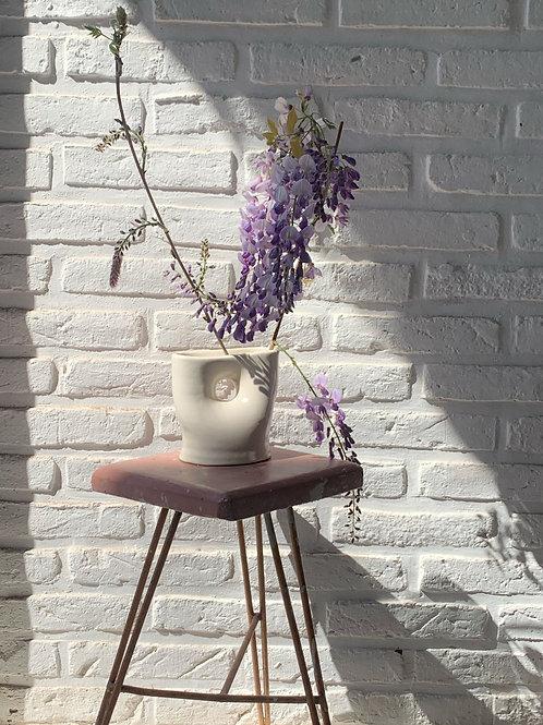 organic flower vases form4