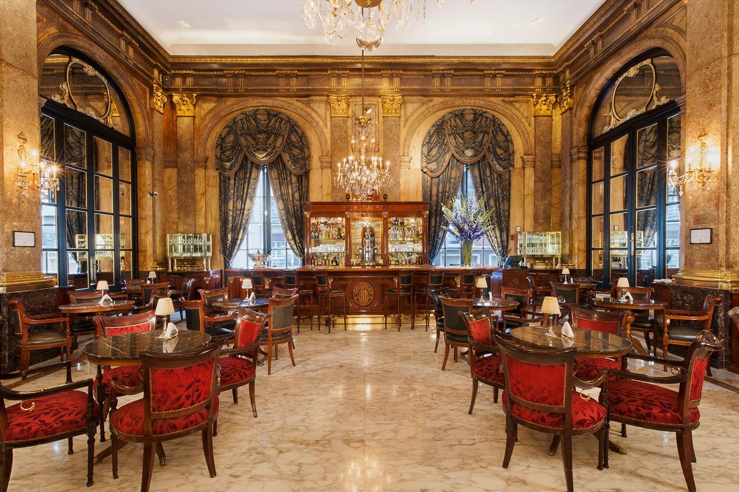 Lobby Bar - Alvear Palace Hotel