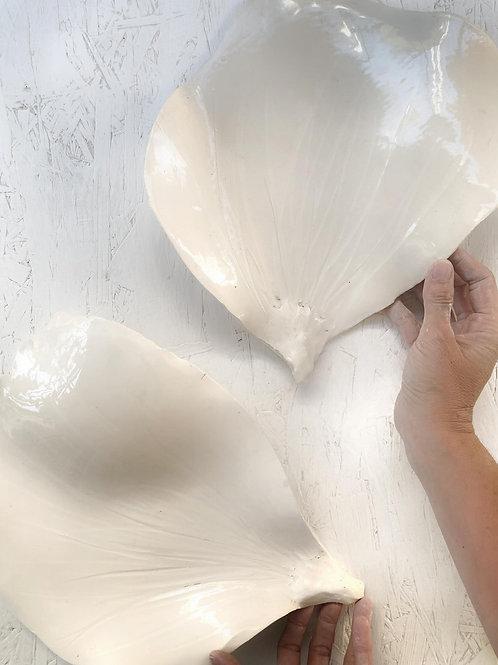Esculturas Pétalos Yerba mate