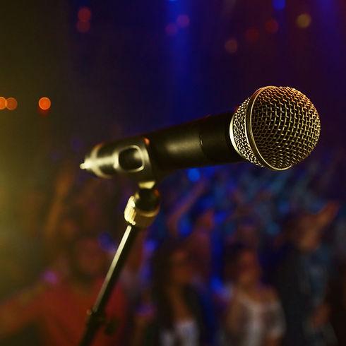Listen to Sermons Onlin Microphone