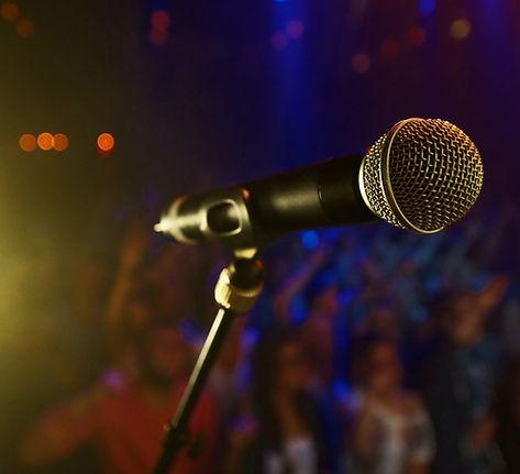 Karaoke mikrofoni