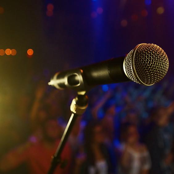 Show musical pour l'Election Mister France