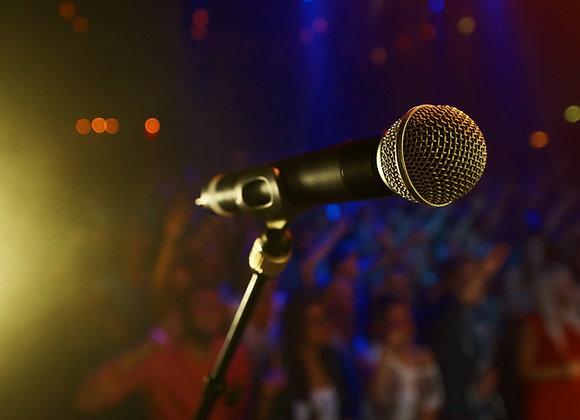 Event Ticket - Comedy Showdown