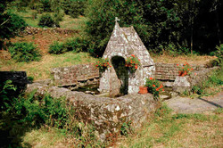 Fontaine St Maturin