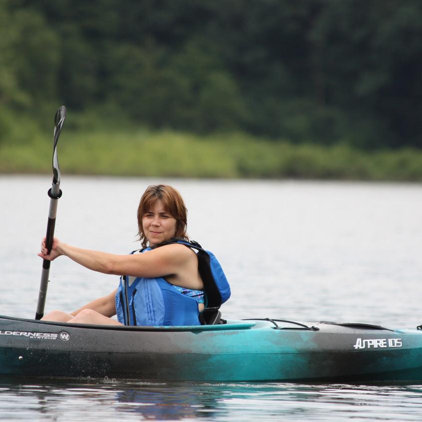 Breakaway Excursions Kayak Cleveland Training  (8)