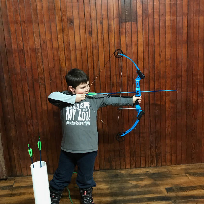 Our youngest archer