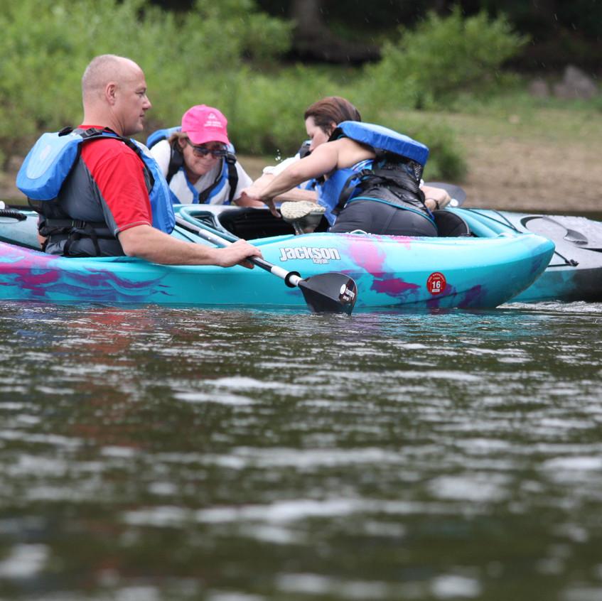 Breakaway Excursions Kayak Cleveland Training  (4)