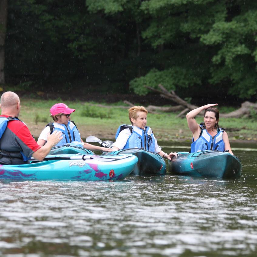 Breakaway Excursions Kayak Cleveland Training  (5)