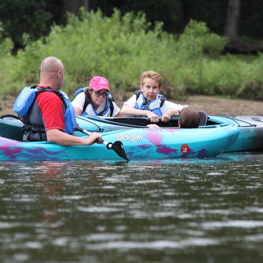 Breakaway Excursions Kayak Cleveland Training  (2)