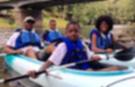 Breakaway Excursions Kayaking the Cuyaho