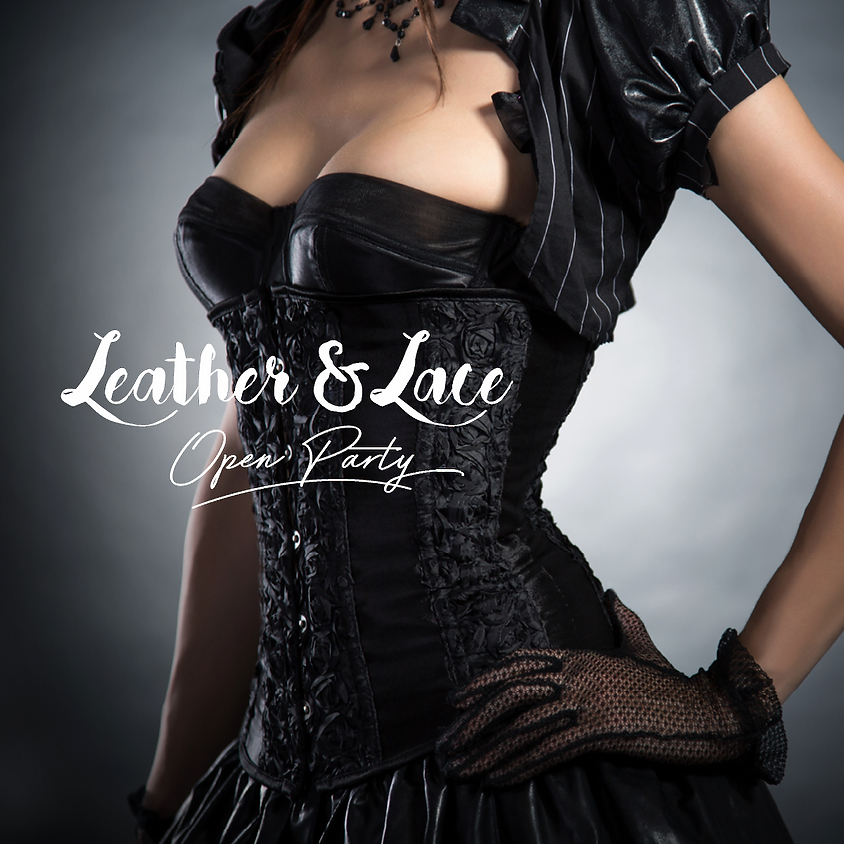 Leather and Lace Black Party - FULLY BOOKED