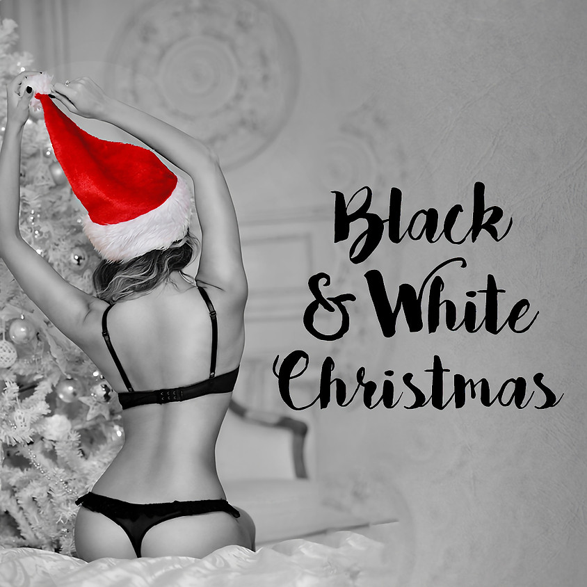 Black and White Christmas Friday