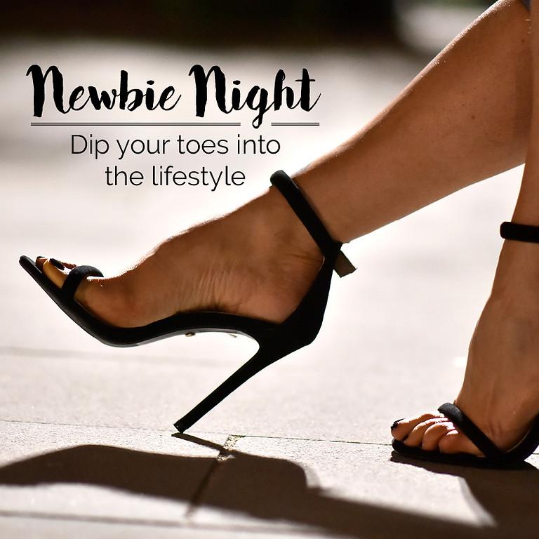 Newbie Party  28/08/2021