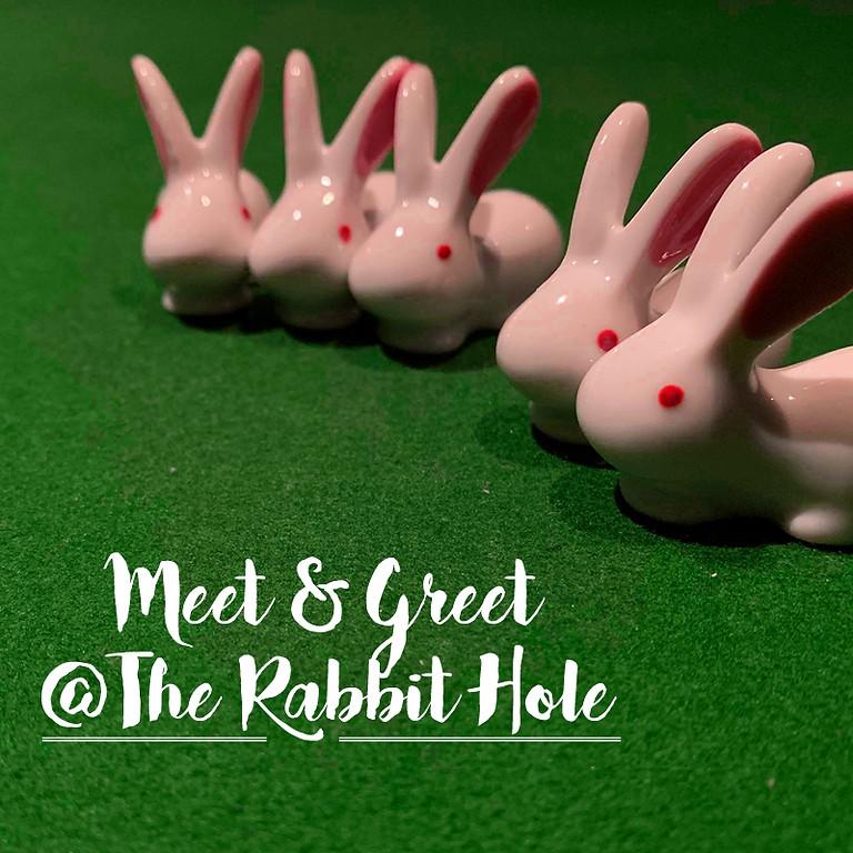 Meet Me @ The Rabbit Hole 14/05/21