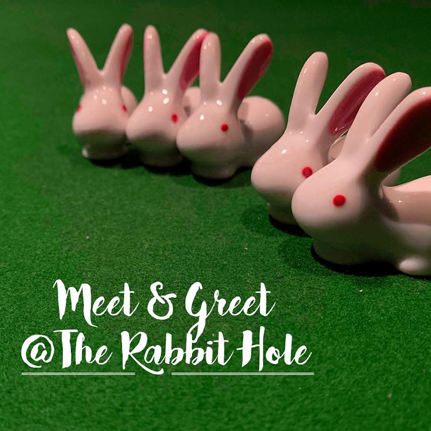 Meet Me @ The Rabbit Hole 06/08/21
