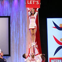 katherine kat knowles cheerleading all star coach stoke-on-trent newcastle under lyme staffordshire midlands england