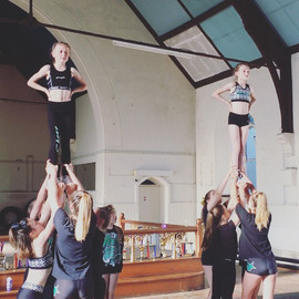 Cheerleading classes and camps for age 3+