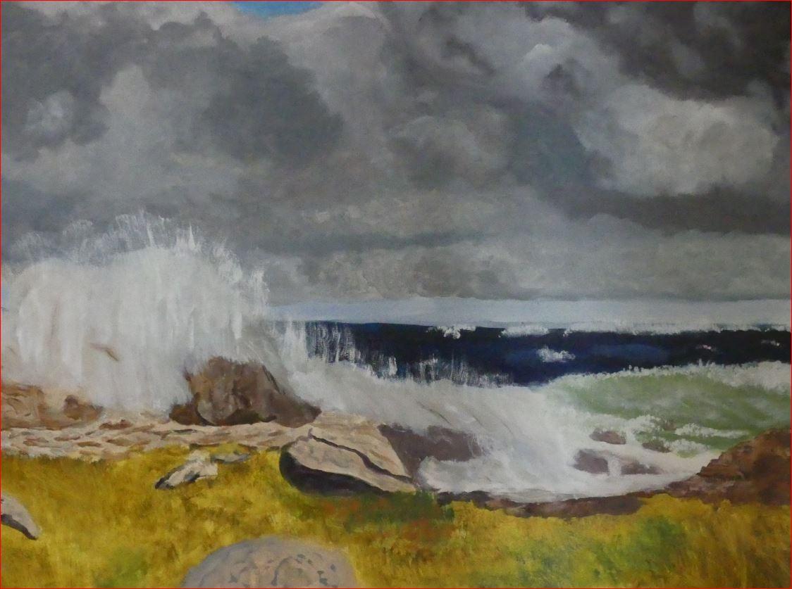 Bretagne Sturm an der Küste.JPG