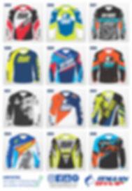 Catálogo Camisas Italian Braap