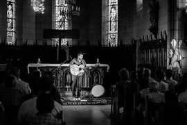 Concert en église / Folk Songs / Pjg