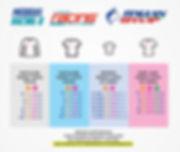 Camisas Linha Racing