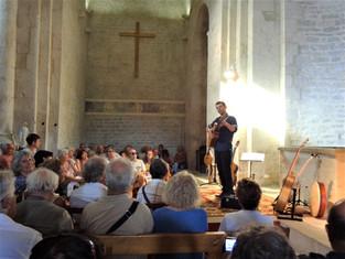 Eglise de comps / Concert Pjg