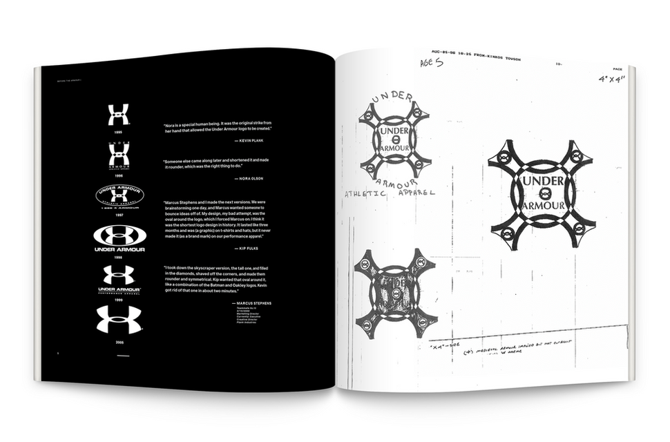 Under Armour Book 4 Becca Breslin Creati