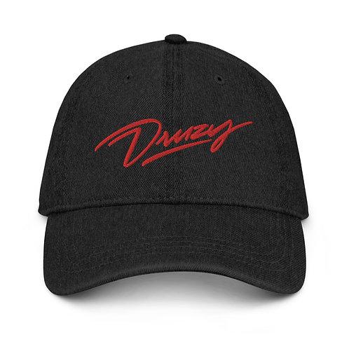 Druzy Denim Hat