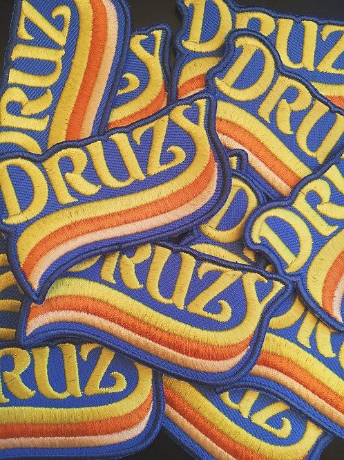Druzy Logo Patch