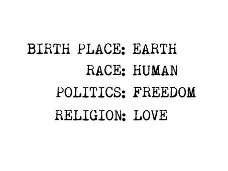 Dear Religion,