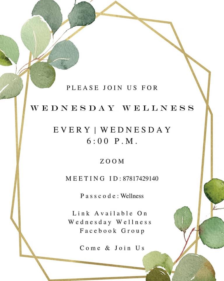 Wednesday Wellness