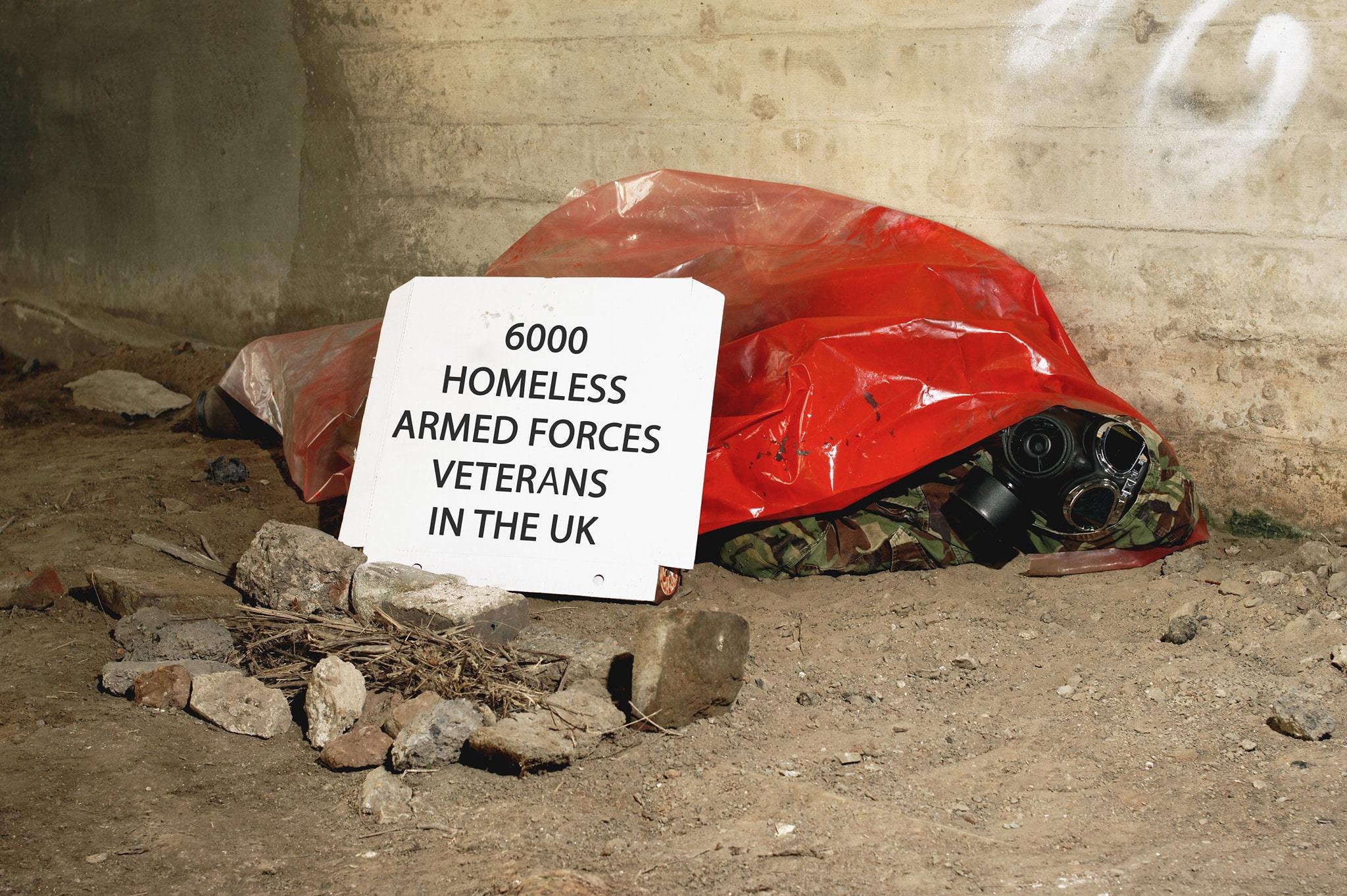 6000 Homeless UK Veterans