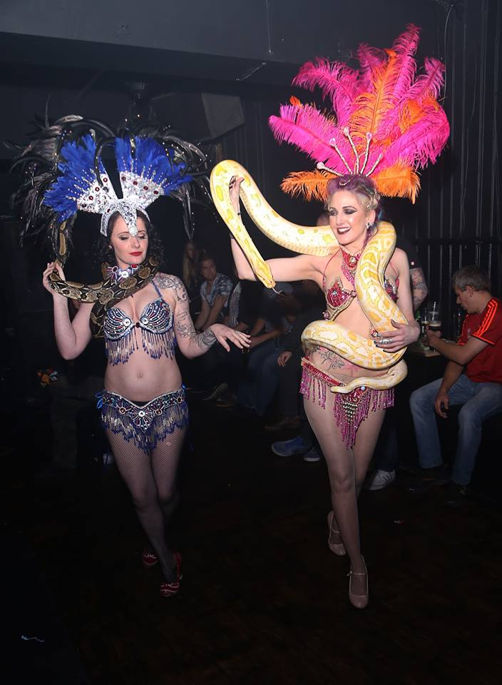 Showgirls Bri