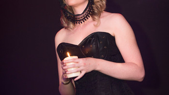 Model with Candle