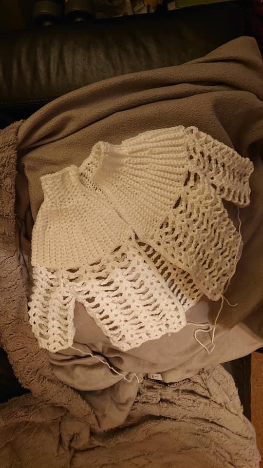 Crochet skill share