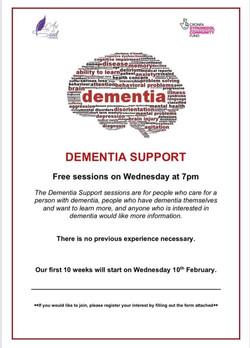 Dementia support