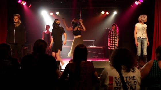 Tribute Dance Piece