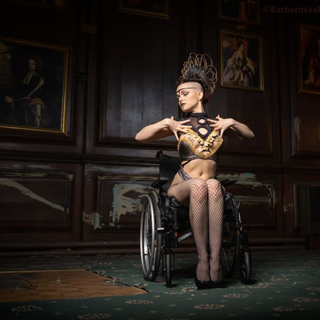 DisabiliTease - The most inspirational & empowering stories from some truly amazing women