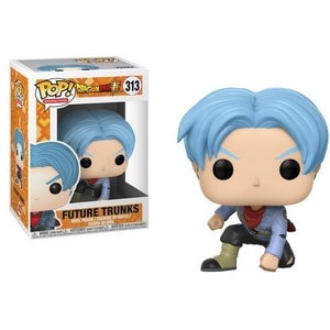 Trunks do Futuro - Dragon Ball Super - Funko