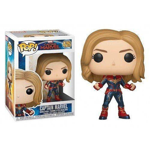 Capitã Marvel - Marvel - Funko