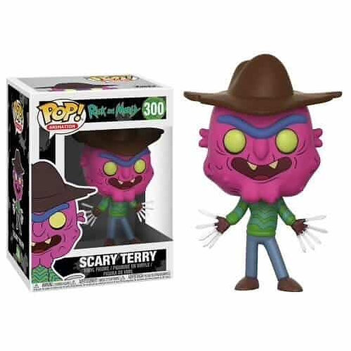 Scary Terry - Rick & Morty - Funko